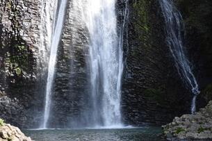 竜門の滝の写真素材 [FYI04096583]