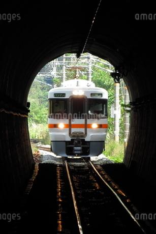 JR東海313系 トンネル抜きの写真素材 [FYI04097034]