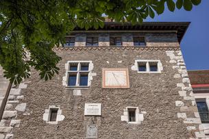 スイス、ジュネーブ旧市街の写真素材 [FYI04097314]