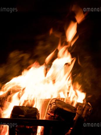 かがり火の写真素材 [FYI04097623]