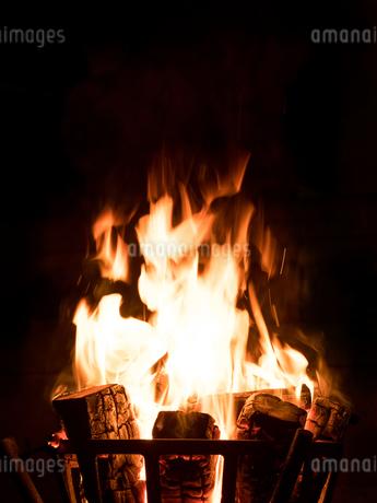 かがり火の写真素材 [FYI04097630]