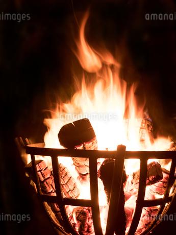 かがり火の写真素材 [FYI04097634]