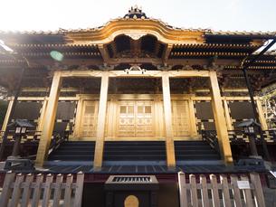 東京都 上野東照宮の写真素材 [FYI04097782]