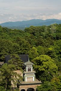 尾山神社の写真素材 [FYI04098854]