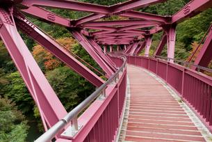 あやとり橋の写真素材 [FYI04098855]
