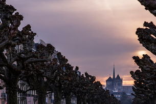 スイス、ジュネーブ旧市街の写真素材 [FYI04099518]