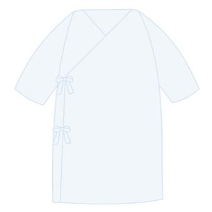 ベビー服 長肌着のイラスト素材 [FYI04099819]