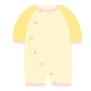 ベビー服 ロンパースのイラスト素材 [FYI04099824]