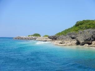 久高島の写真素材 [FYI04100128]