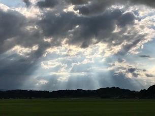 天への写真素材 [FYI04100191]