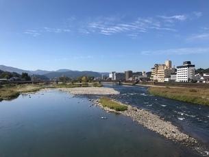 球磨川の写真素材 [FYI04100196]