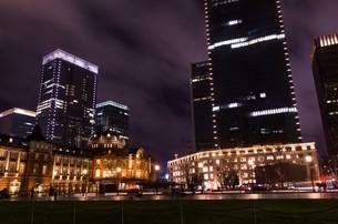 東京駅の写真素材 [FYI04100373]