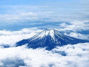 日本の富士の写真素材 [FYI04100606]