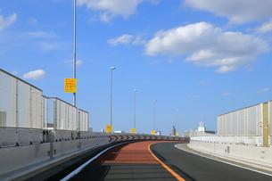 首都高速道路の写真素材 [FYI04100653]