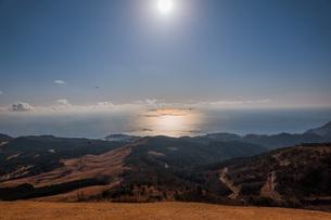 伊豆から太平洋を望むの写真素材 [FYI04101544]