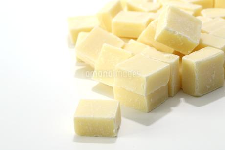 ホワイトチョコレートの写真素材 [FYI04101875]