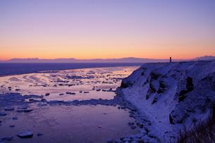 流氷の写真素材 [FYI04101880]