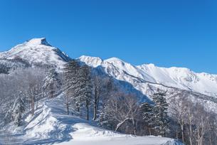 大雪山黒岳の写真素材 [FYI04101933]