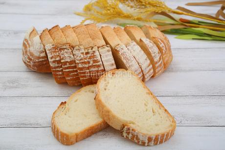 パンの写真素材 [FYI04102780]