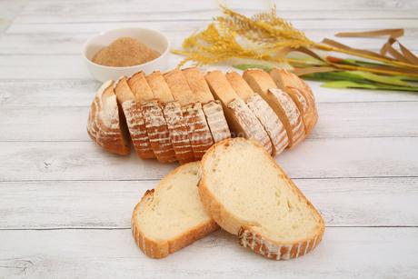 パンの写真素材 [FYI04102781]
