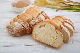 パンの写真素材 [FYI04102784]