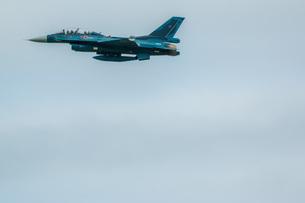 F-2戦闘機 松島基地にての写真素材 [FYI04103347]