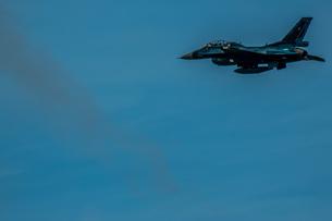 F-2戦闘機 松島基地にての写真素材 [FYI04103349]