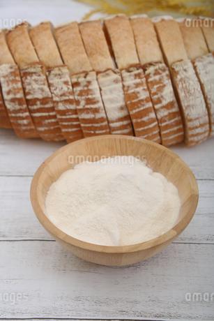 小麦粉の写真素材 [FYI04103640]