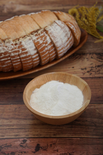 小麦粉の写真素材 [FYI04103642]