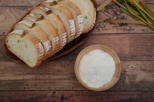 小麦粉の写真素材 [FYI04103643]