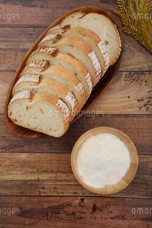 小麦粉の写真素材 [FYI04103646]