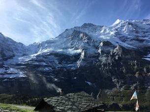 スイスの風景の写真素材 [FYI04103686]