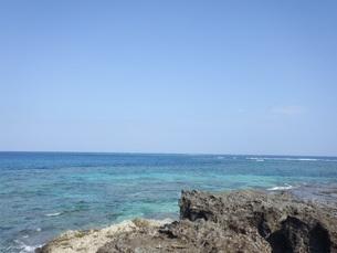 久高島 海の写真素材 [FYI04103717]