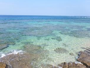 久高島 海の写真素材 [FYI04103718]