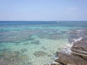 久高島 海の写真素材 [FYI04103719]