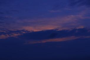 暗雲の写真素材 [FYI04104337]