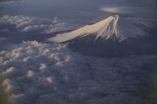富士山の写真素材 [FYI04105550]