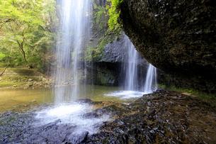 茨城県 月待の滝の写真素材 [FYI04106457]