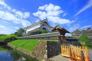 勝竜寺城公園の写真素材 [FYI04106572]