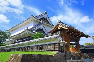 勝竜寺城公園の写真素材 [FYI04106573]