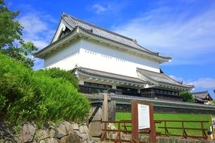 勝竜寺城公園の写真素材 [FYI04106574]