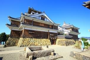 福知山城の写真素材 [FYI04106579]
