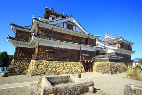 福知山城の写真素材 [FYI04106581]