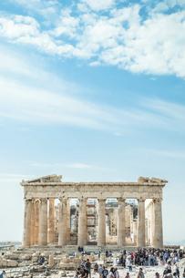 パルテノン神殿の写真素材 [FYI04107184]