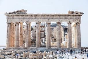 パルテノン神殿の写真素材 [FYI04107185]
