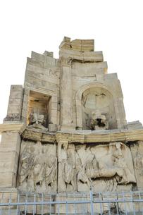 フィロパポスの記念碑の写真素材 [FYI04107229]