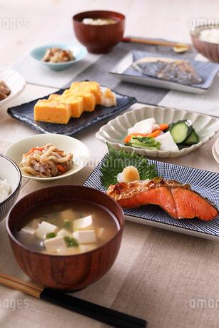 和朝食の写真素材 [FYI04107944]