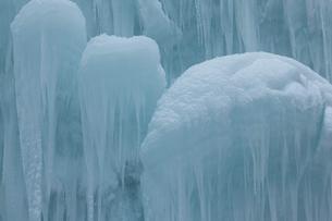 氷瀑の写真素材 [FYI04108093]