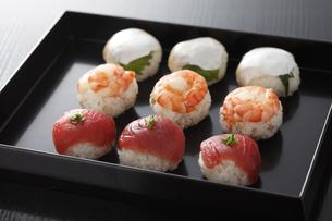 寿司の写真素材 [FYI04108443]