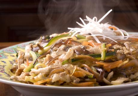 中華料理の写真素材 [FYI04108449]